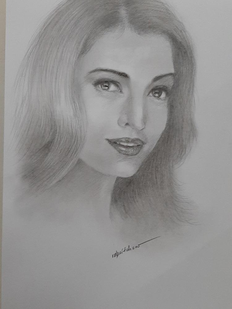 Aishwarya Rai by Bobchew